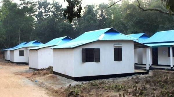 বাহুবলে মুজিব বর্ষে প্রধানমন্ত্রীর উপহার ৫৭ টি পরিবার পাচ্ছে স্বপ্নের ঘর