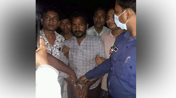 জৈন্তাপুরে গ্যারেজে ট্রাক : ৩জন নিহতের ঘটনায় চালক আটক