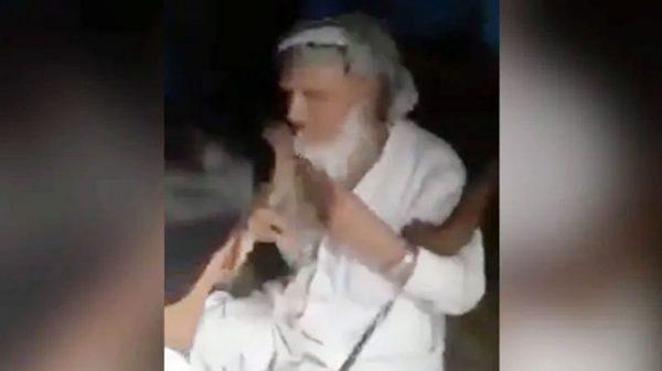ভারতে মুসলিম বৃদ্ধকে মারধর-লাঞ্ছনা