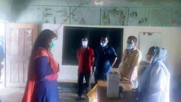 """বাহুবলে গনটিকার দ্বিতীয় ডোজ গ্রহণ করেছেন ৩ হাজার ৬ শ"""" ৮৩ জন নারী পুরুষ"""